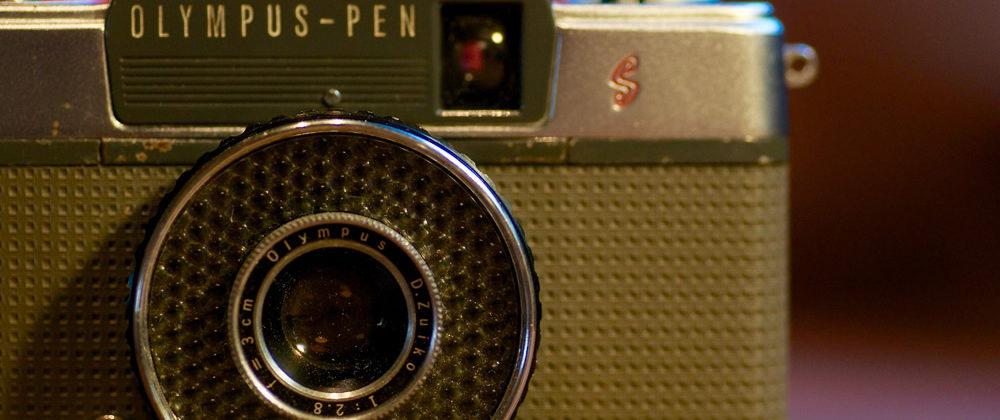 フィルムカメラでわくわくを