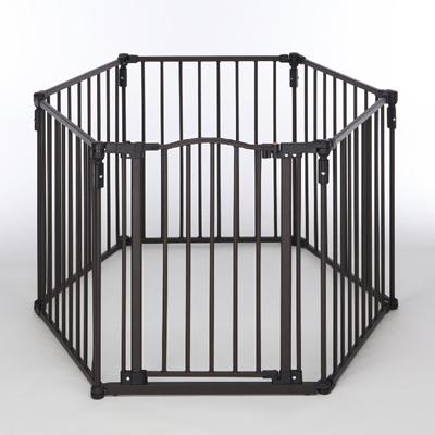 スーパーヤード セーフティーフェンス(ブラック)